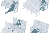 """WaPo's Hilarious """"Illustrated Encyclopedia of Sleeping Positions on a Plane"""""""