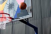 Hangar4 Basketball Court