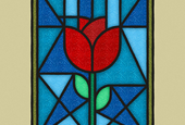 Video Tutorial: How to Create a Stained Glass Window Effect