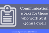 9 Elements of Effective Communication