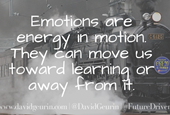 The Importance of Emotions in Learning