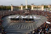 At Hungary's Soros-Backed University, Scholars Feel a Chill