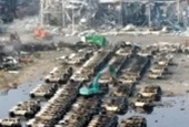 Overheated nitrocellulose ignited to set off Tianjin explosion