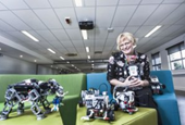 Child's play: Australia's newest roboticists see eye-to-eye with R2-D2