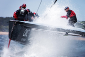 BAE Systems adapts bone-conduction communication for America's Cup bid