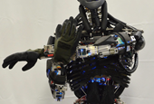 Japanese researchers unveil life-like humanoid robots