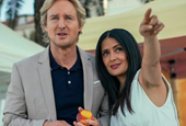 'Bliss' Trailer: Owen Wilson and Salma Hayek Star in a Twisty Sci-Fi Romance