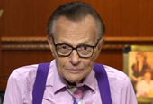 Larry King, Famed Broadcaster Who Appeared in 'Ghostbusters' and More, Has Died at 87