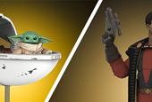 Cool Stuff: 'The Mandalorian' Announces More Action Figures, a Visual Guide, Puzzles, and a LEGO Set