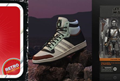First Mando Monday: New 'The Mandalorian' Action Figures, Artwork, Sneakers & More Revealed