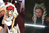 How 'Princess Mononoke' Influenced 'Star Wars: The Clone Wars' and 'The Mandalorian'