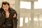 'Resident Evil: The Final Chapter' Clip: It's Milla Jovovich vs. Jorah Mormont vs. Zombies