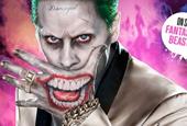 Superhero Bits: Grant Gustin on New Flash, The Joker Laugh, Black Panther Featurette & More