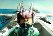 The Morning Watch: 'Top Gun: Maverick' Trailer in LEGO, Stuntmen React to 'The Mandalorian' Season 2