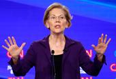 Democratic Debate: Elizabeth Warren Takes Fire from Moderates