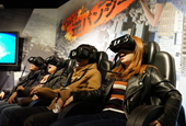 Beyond Anime and Manga, Tokyo Content Showcases Augmented and Virtual Reality