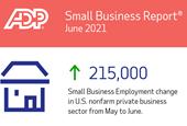 ADP June 2021 National Employment Report