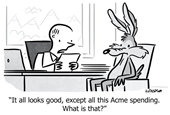 Are You Auditing Employee Expense Reports? (CARTOON)