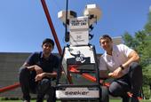 Spotlight: How Monarc Sport Built a Robotic Quarterback to Help Athletes Train During a Pandemic