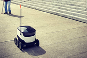 Robot Deliveries Approved in Virginia