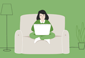 Some People Excel at Working from Home and Some Don't – Which One are You?