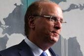 BlackRock's Larry Fink Sets a Bolder Climate Goal in Annual Letter
