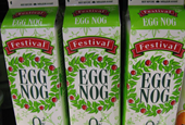 Eggnog on shelves in October? Why not, say retailers, producers — and customers