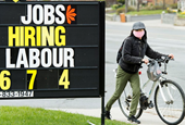 Canada's unemployment is high but the number of people quitting jobs is also rising. What's going on