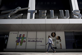 Telus sees itself as something greater than a telephone company. Is it?
