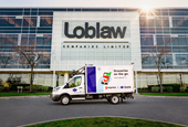 Loblaw testing autonomous grocery vehicles in bid to conquer supply chain's 'middle mile'