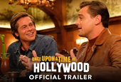 Will DiCaprio, Pitt, Robbie And Tarantino's 'Once Upon A Time In Hollywood' Rewrite History?