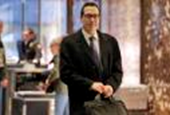 Trump's Treasury pick facing criticism over foreclosures