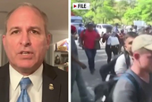 Illegal caravans headed to border due to Biden's 'open door policy': Mark Morgan