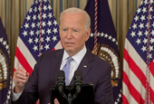 Biden urges people to get vaccinated after CDC authorizes booster shots