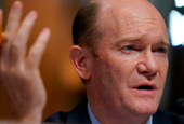 Chris Coons says FBI's investigation into Kavanaugh was a 'sham'