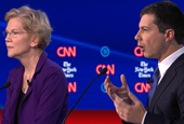 Buttigieg and Klobuchar lead the charge as candidates pile on front-runner Elizabeth Warren