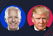 See latest Trump and Biden head-to-head polling