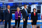 Democratic Debate Live Updates: If Elected, What Would Candidates Do on Day 1?