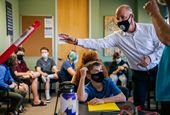 CDC: Schools With Mask Mandates See Fewer COVID-19 Outbreaks