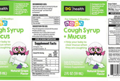 Recall: Baby Cough Syrup for Deadly Bacteria Risk