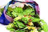 Cyclospora Outbreak Linked to Bagged Salad Mixes