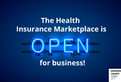 Open Enrollment for 2019 Marketplace coverage is here!