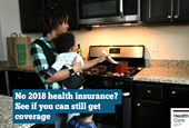 No 2018 health insurance? See if you can still get coverage