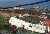 Portugal says all 29 dead in bus crash were German