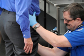 TSA announces new pat-down policy for fliers who refuse new technology