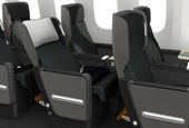 Qantas says innovative new seats will provide more space, 'genuine comfort'