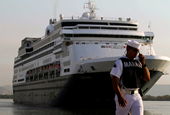 Cruise company drops popular Mexican resort from itinerary due to growing violence