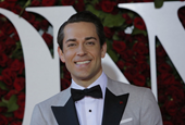 'Tangled' star Zachary Levi claims Disney's turkey legs are actually emu