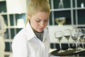 Hospitality Jobs—Going but Not Gone