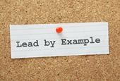Leadership and Being a Role Model – 20 Ideas